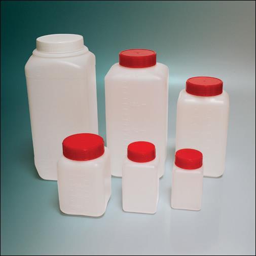 Gosselin Square HDPE Storage Bottles   Corning Life Sciences