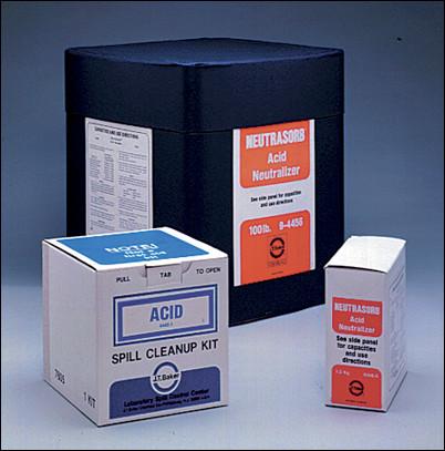 Neutrasorb® for Acid Spills | Mallinckrodt Baker, Inc
