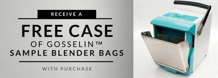 FREE case of Gosselin Blender Bags